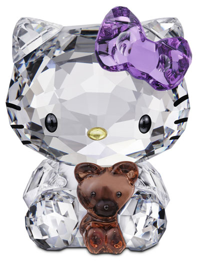 Hello Kitty Accessories with Swarovski Crystals