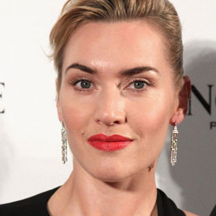 Kate Winslet, founder of British Anti-Cosmetic Surgery League