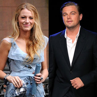 Blake Lively And Leonardo Dicaprio In Love Celebrity Gossip