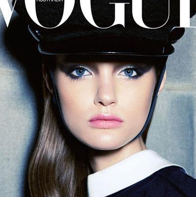 Louis Vuitton Fashion Magazines Covers