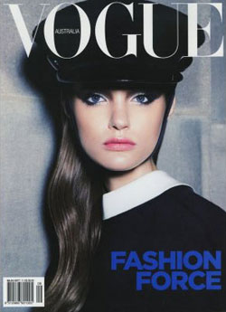Katie Fogarty for Vogue