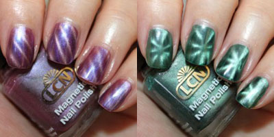 Nail Polishes Magnetic Attraction