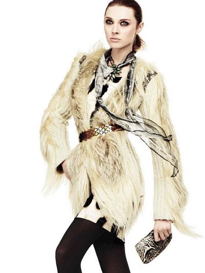 style de vêtements cavalli