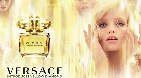 Fragrance Yellow Diamond by Versace