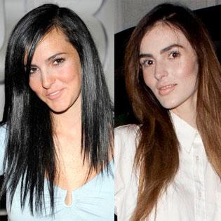 Model Aliana Lohan, 2009-2011