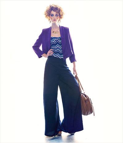 Bershka Women's collection Lookbook 2011