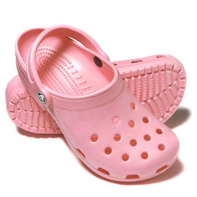 Crocs shoes banned for nurses