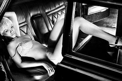 Rihanna for Emporio Armani Underwear
