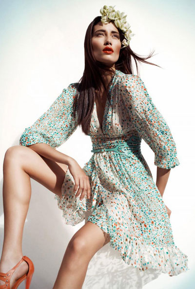 Essenciale Lookbook SS 2012 Collection