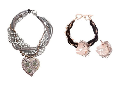 Giorgio Armani Fall-Winter 2011-2012 Jewelry for Women