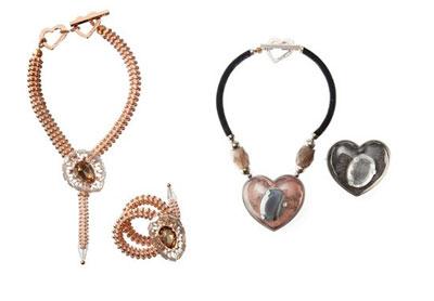 Giorgio Armani Fall-Winter 2011-2012 Jewelry for Women