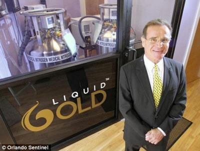 Dr. Jeffrey Hartog opens fat bank