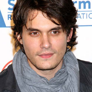 Grammy winner John Mayer