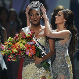 Leila Lopes - Miss Universe 2011
