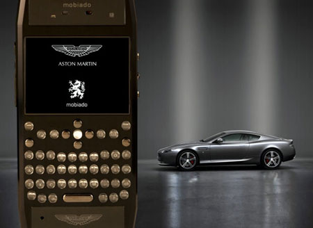 Grand 350 Aston Martin Cell Phone by Mobiado