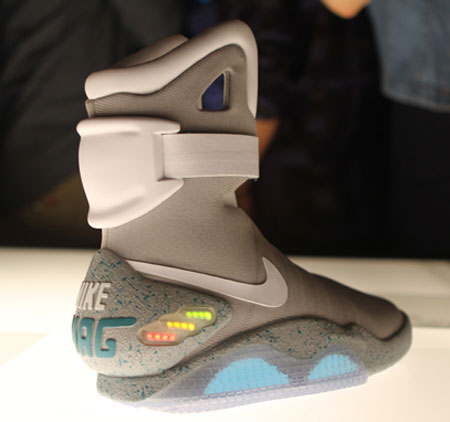 Nike - Back to the Future shoes