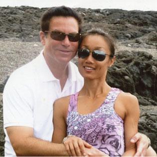 Rebecca and Johan