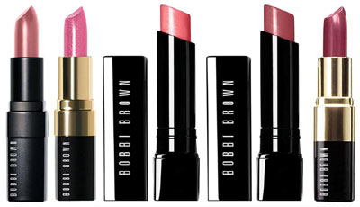 Bobbi Brown Makeup Collectiom, lipsticks