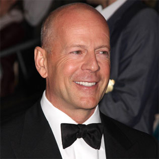 Bruce Willis Has a Child
