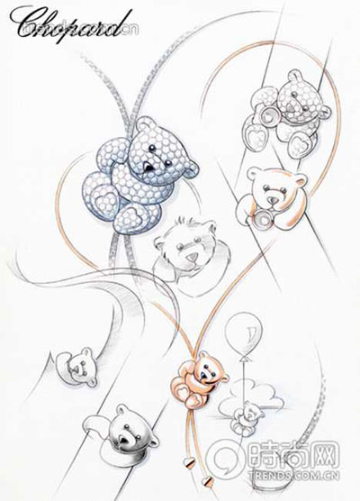 Chopard Bears Collection