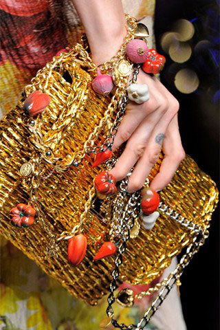 Dolce and Gabbana Jewelry Collection 2012
