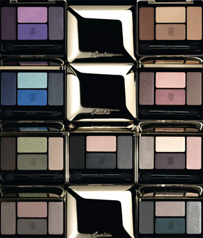 Miroir Miroir Holiday 2012 Collection, eye shadows