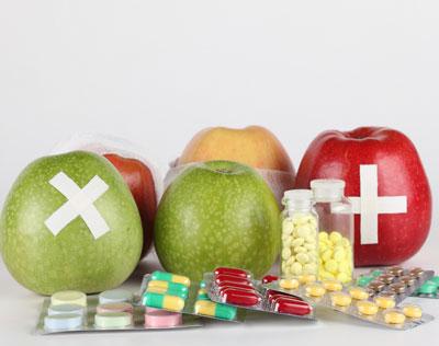 Pseudo-diseases and medication