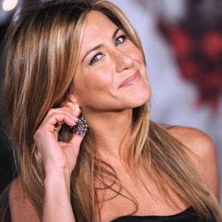 Jennifer Aniston Most Fit Celebrity