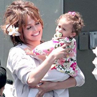 Jennifer Lopez after baby