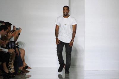 Designer Kanye West clothes collection
