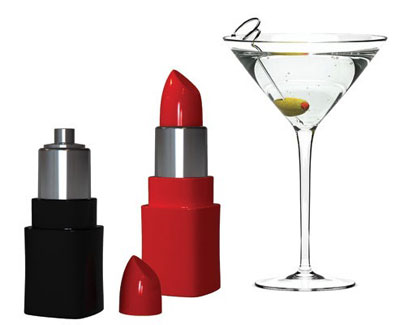 Lip Flask designed by Mustard