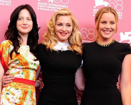 Madonna presents W.E. film