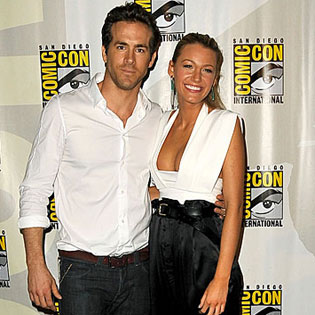 Ryan Reynolds dating Blake Lively