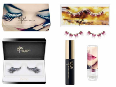 Wong Kar-Wai and Shu Uemura Makeup Collection