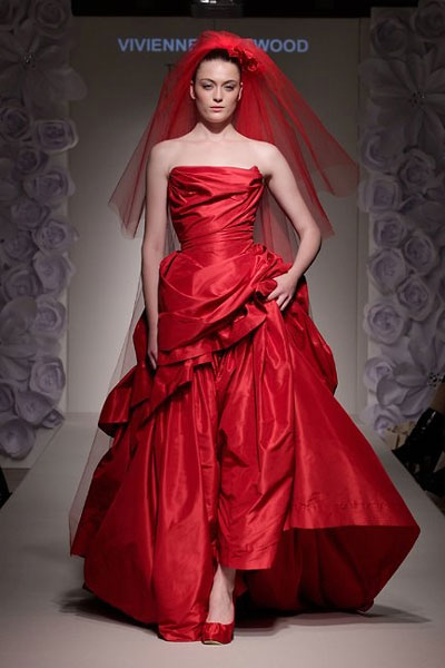 Vivienne Westwood Gown Collection 2012