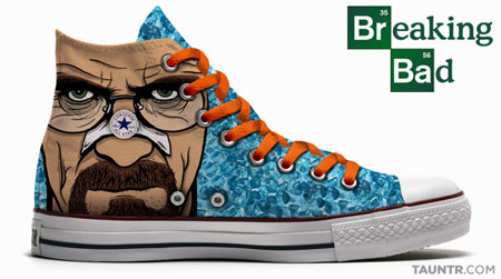 BreakingBad Sneakers