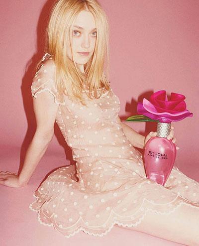 Marc Jacobs Perfume ad