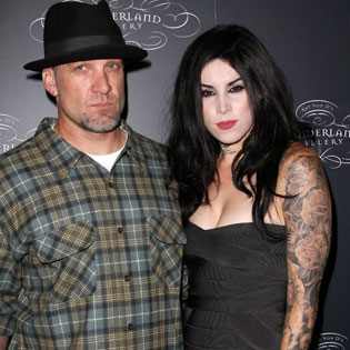 Jesse James and Kat Von D broke up