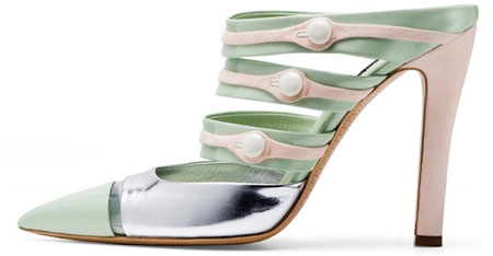 Louis Vuitton Spring-Summer Shoes 2012 by Marc Jacobs