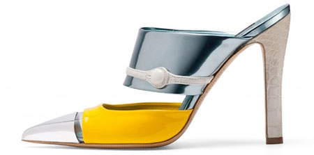 Louis Vuitton Spring-Summer 2012 Shoes Collection