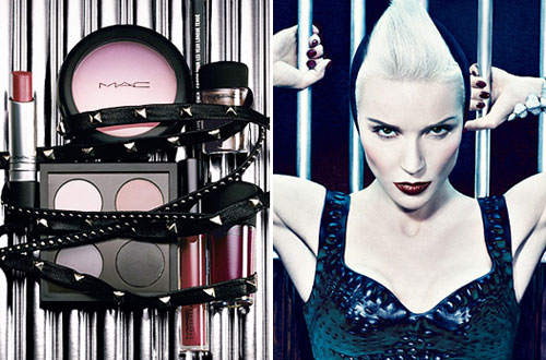 MAC collection by Daphne Guinness