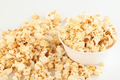 Popcorn against cancer