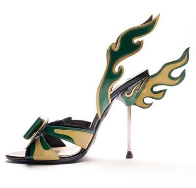Prada spring-summer 2012 collection