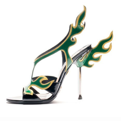Prada accessories collection shoes