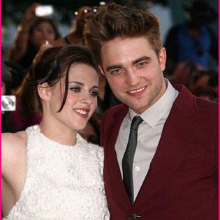 Robert Pattinson Worried about Kristen's leaving him