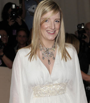 Designer of the Year Sarah Burton