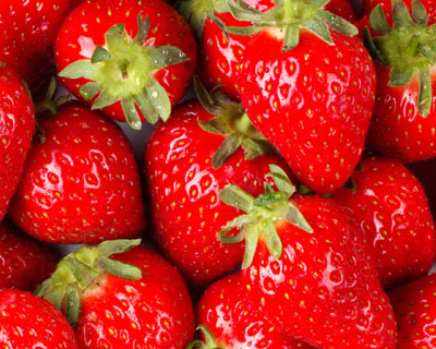 Strawberries to protect your stomach