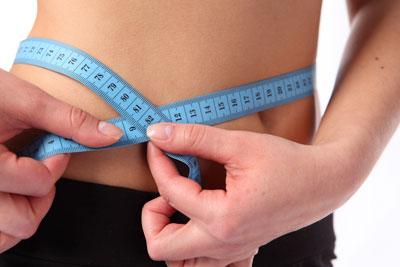 Thin waist against cancer
