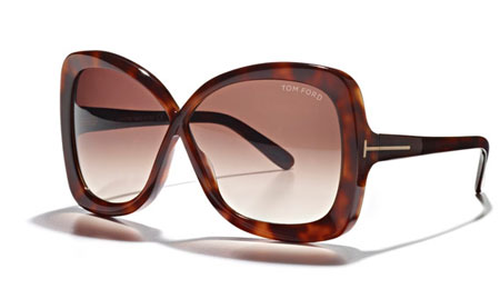 Sunglasses collection by Tom Ford