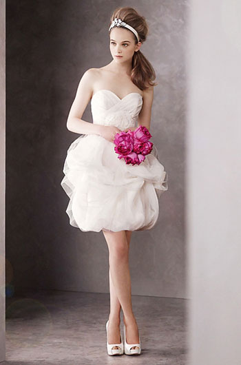 Wedding collection for Davids Bridal brand